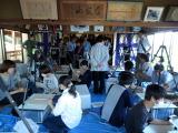宮城県丸森町で歴史資料保全活動