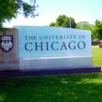 シカゴ大学(2018年6月14日撮影)