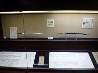 岩沼屋の古文書展示