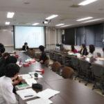 「川北古文書学習会」のようす(2019年5月9日撮影)