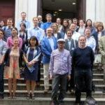 ロンドン大学シンポジウムのメンバー