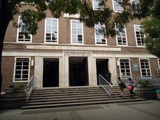 ロンドン大学SOAS